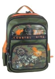 Coastal King Schoolbag