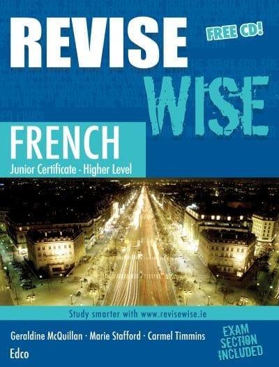 higher french listening essay
